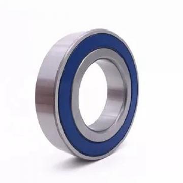 4 mm x 11 mm x 4 mm  ISO FL619/4 deep groove ball bearings