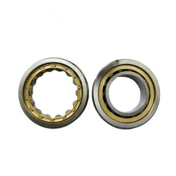 105 mm x 190 mm x 68 mm  ISO 33221 tapered roller bearings