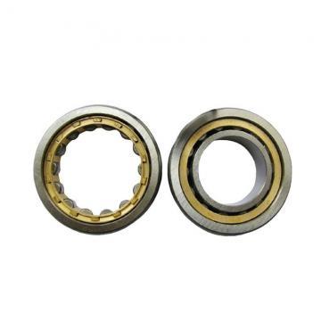 8 mm x 19 mm x 12 mm  INA GAKFR 8 PB plain bearings