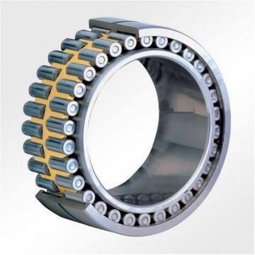 140 mm x 243 mm x 61 mm  ISB GX 140 SP plain bearings
