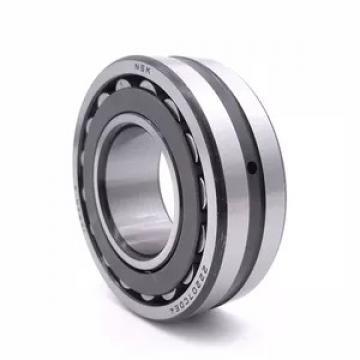 30 mm x 66 mm x 37 mm  ISB SSR 30 plain bearings